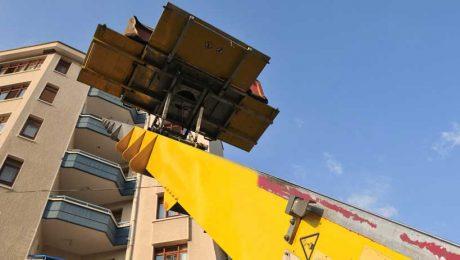 Şehirlerarası Asansörlü Nakliyat